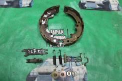 Механизм стояночного тормоза левый Toyota Altezza SXE10 46540-28010