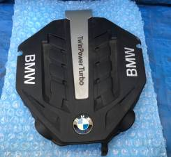 Крышка двигателя. BMW: 5-Series, 7-Series, 6-Series, 5-Series Gran Turismo, X6, X5 N63B44, N63B44TU, N63B44T3