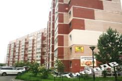 3-комнатная, улица Анны Щетининой 39. Снеговая падь, проверенное агентство, 70,4кв.м. Дом снаружи
