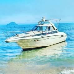 Рыбалка! Отдых! Экскурсии! Катер, яхта 28 футов (9,5 м). 10 человек, 60км/ч