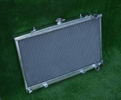 Радиатор охлаждения двигателя. Nissan Skyline Nissan Laurel, HC33, HCC33 Nissan Cefiro, A31, CA31, LA31, LCA31 RB20DT