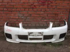 Бампер передний Nissan Avenir 11