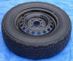 Колесо Michelin Maxi-Glase2 175/70R13 на диске Toyota. 1 шт. Отправка.