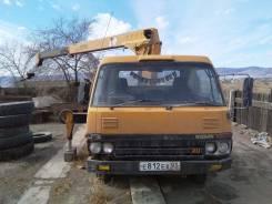 ShinMaywa. Продается грузовик Ниссан Кондор