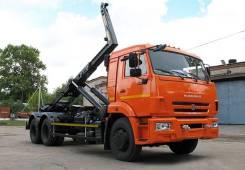 Автосистемы АС-20Д. АС-20Д (63370) Hyvalift (на шасси Камаз 6520-3072-53 Евро-5)