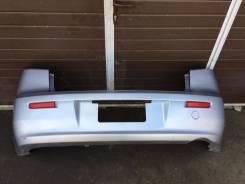 Бампер задний Mitsubishi Lancer X /Galant Fortis