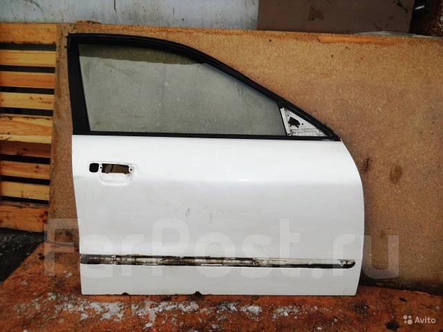 Дверь передняя правая Mitsubishi Galant 8
