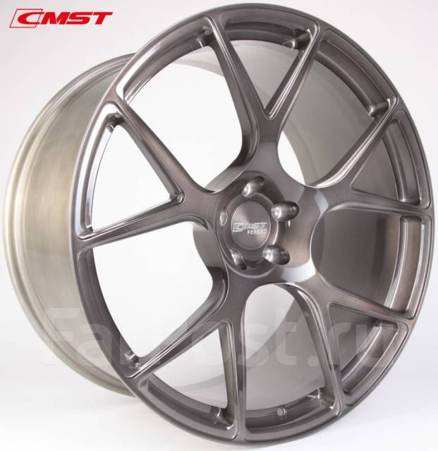 "CMST Forged Wheels. 10.0/11.0x22"", 5x112.00, ET52/38, ЦО 66,6мм. Под заказ"