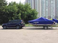 Корвет-500 Fish. 2006 год, длина 5,10м., двигатель подвесной, 90,00л.с., бензин