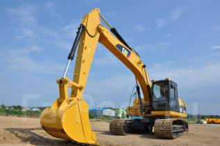 Caterpillar 320D L. Экскаватор Caterpillar CAT 320DL во Владивостоке, 1,20 куб. м.