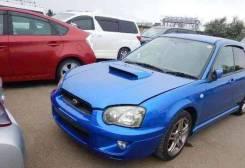 Крыло переднее Левое Subaru impreza КОНЬ GG GD