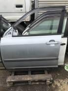 Дверь передняя левая Probox цвет 199 серебро