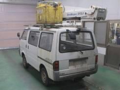 ShinMaywa. Автовышка на базе автобуса Mazda Bongo, 2 200куб. см.