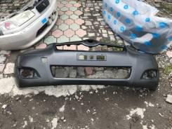 Toyota VITZ 08-10 Передний бампер рестайлинг