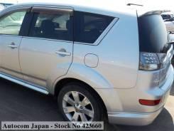 Дверь левая задняя Mitsubishi Outlander XL 2009