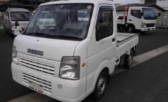 Suzuki Carry. Продается Грузовик 2008 г. выпуска, 700куб. см., 400кг., 4x2