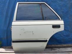 Дверь зад лево Nissan Bluebird U11 CA18