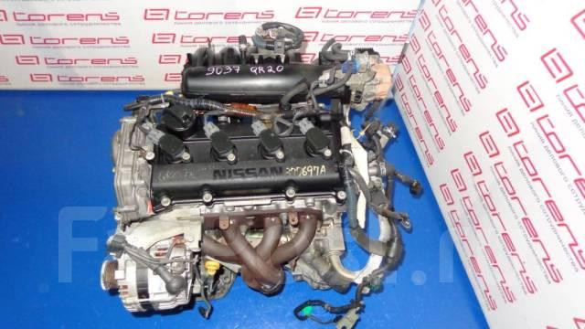 Двигатель Nissan, QR20DE   Гарантия до 100 дней