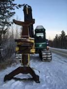 Timberjack. Валочно-пакетирующая машина -850, 8 100куб. см., 30 000кг.