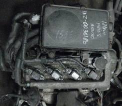 Двигатель Toyota Prius 1NZ-FXE