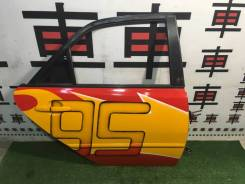 Дверь задняя правая Toyota Mark2 110 перекрас