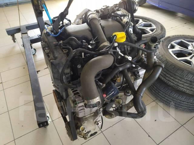 Двигатель K9K658 Renault Megane 1.5D новый наличие
