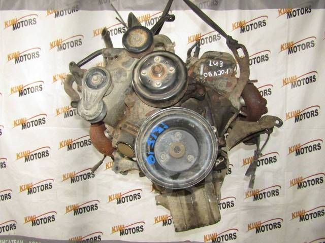 Контрактный двигатель LU3 GMC Safari Sonoma Chevrolet Astro Silverado