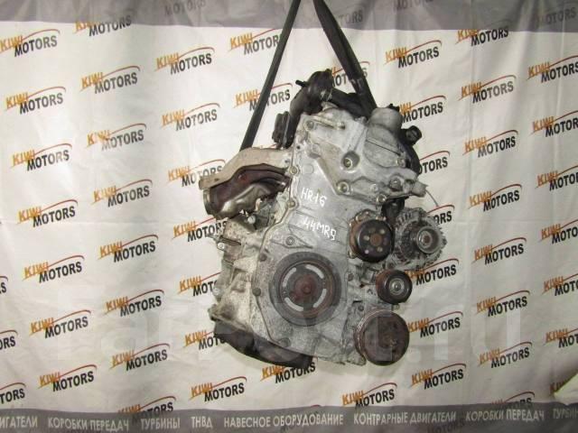 Двигатель Ниссан Кашкай 1.6 i HR16DE