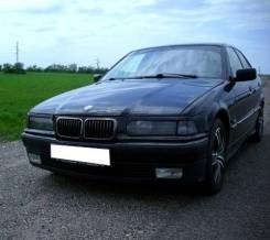 Защита фар прозрачная. BMW 3-Series, E36, E36/4, E36/3, E36/2C, E36/2, E36/5 M40B16, M40B18, M41D17, M43B16, M43B18, M43B19TU, M50B20, M50B25, M51D25...