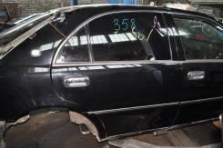 Дверь задняя правая KA3 T. Crown 48000км [Leks-Auto 358]