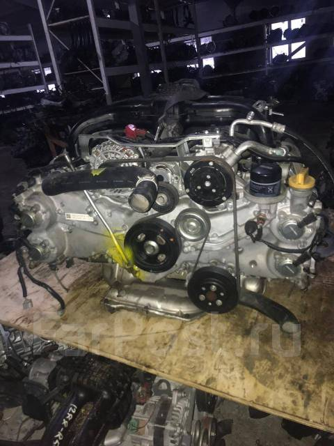 Двигатель FB20 для Subaru