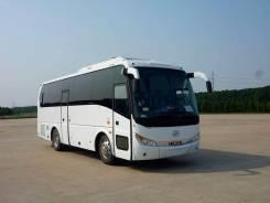 Higer KLQ6928Q. Автобус Higer KLQ 6928 Q среднего класса ( 35мест ), 35 мест