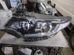 Фара. Kia Optima, JF Двигатели: D4FDL, G4KD, G4KF, G4KH, G4KJ, G4NE