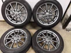 "Колёса Honda Odyssey от Enkei. 7.0x17"" 5x114.30 ET55 ЦО 64,0мм."