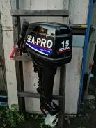 Sea-Pro. 15,00л.с., 2-тактный, бензиновый, 2012 год