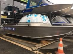 Wyatboat. 2019 год, длина 4,30м., двигатель без двигателя, 40,00л.с., бензин