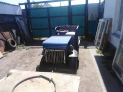 Самодельная модель. Продам самодельный мини-трактор, 15 л.с.