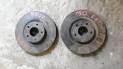 Диски передние тормозные Nissan Fuga