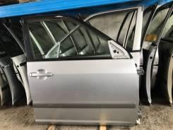 Дверь передняя правая Probox цвет серебро 199