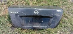 Крышка багажника. Nissan Teana