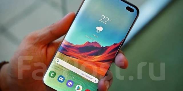 Samsung Galaxy S10 Plus 128GB  Все Цвета! Гарантия! Оригинал