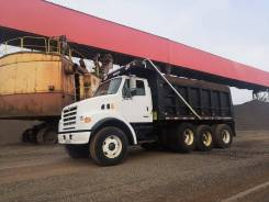 Sterling Trucks. Американский самосвал Стерлинг, 7 500куб. см., 30 000кг., 8x4