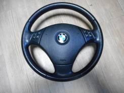 Руль. BMW X1, E84 BMW 3-Series, E90, E91, E90N BMW 3-Series Gran Turismo N20B20, N46B20, N47D20, N52B30, M57D30TU2, N52B25, N52B25A, N53B30, N54B30