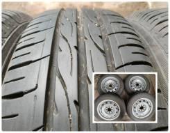 Колеса 175/65 R14/ Dunlop/ 2015 год/ на штампованных дисках 4х100