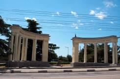 Гаражи капитальные. пгт Никита, р-н ЮБК, 150,0кв.м., электричество