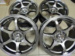 "Advan Racing RS. 7.0x16"", 4x100.00, 4x114.30, ET38, ЦО 73,1 мм."