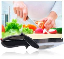 Умный кухонный нож-гибрид Cutter