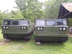 КМЗ АТС-59. Гусеничный тягач АТС - 59Г кмз, 3 000куб. см., 3 000кг., 13 000кг.