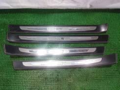 Накладка на порог. BMW 7-Series, E65, E66 M54B30, M57D30TU2, M67D44, N52B30, N62B36, N62B40, N62B44, N62B48, N73B60