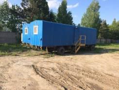Сибирь-Техника. Жилые вагон-дома